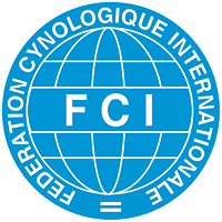 Logo Fédération Cynologique Internationale